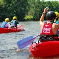 Canoë-kayak à Moussac